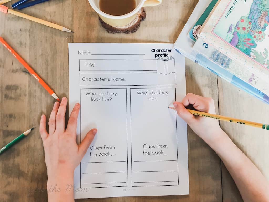 Graphic Organizers for Reading Comprehension   Inspire the Mom
