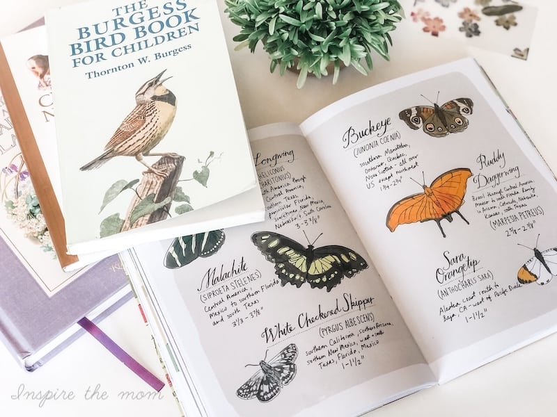 living books about nature