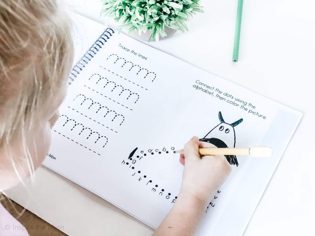 preschool prewriting curriculum
