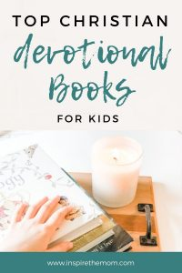 devotional books for kids pin