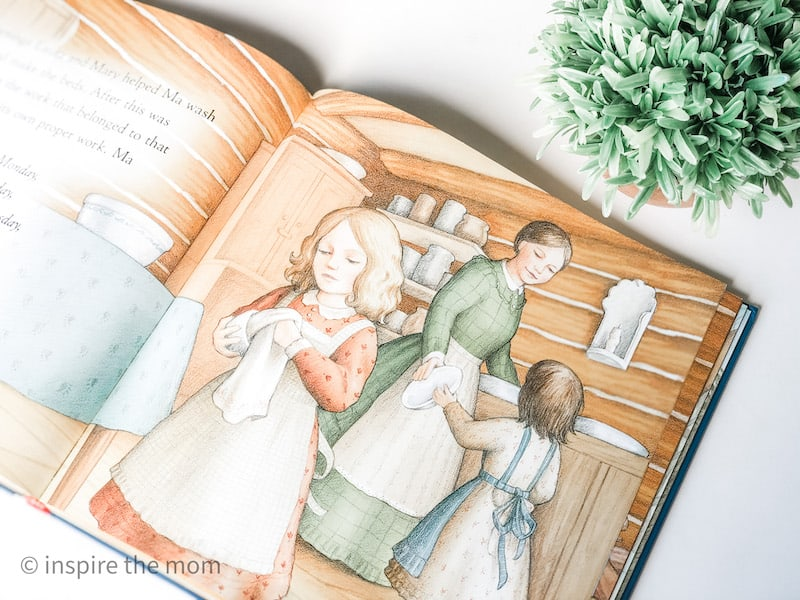 Little House picture book treasuries