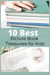 picture book treasuries pin