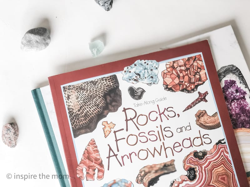 Picture books that make geology fun for kids