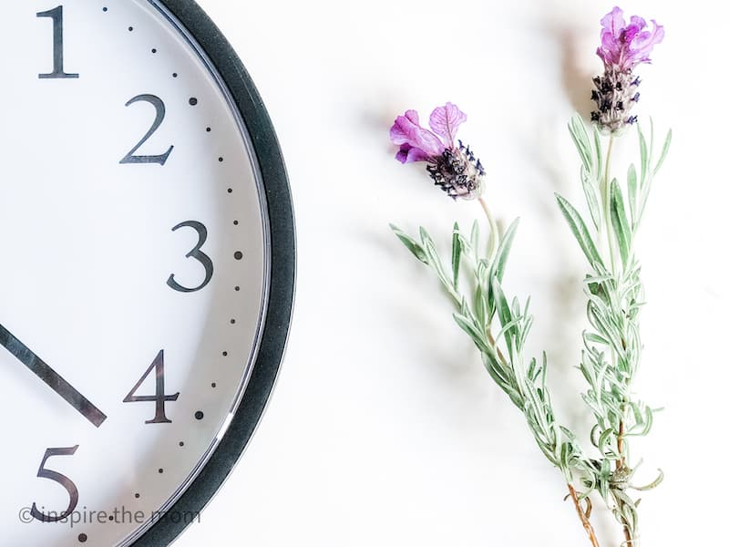 time management for homeschool